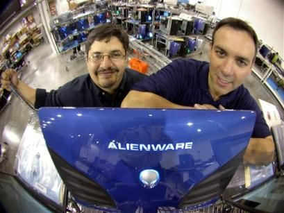 Boss Alienware