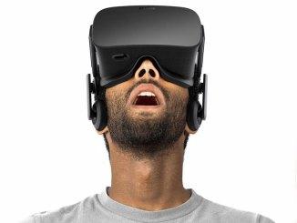 Oculus Rift Agape Hero