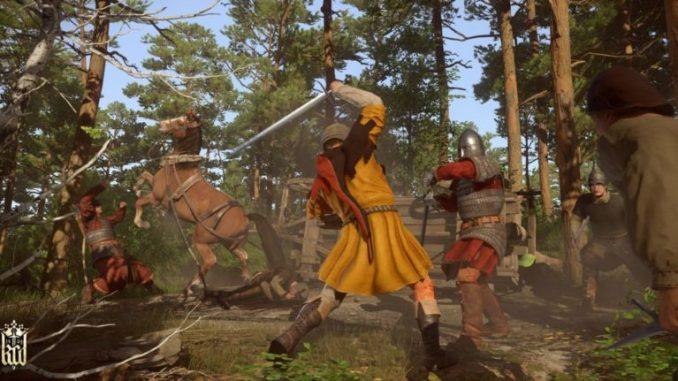 Une nouvelle vidéo de gameplay pour Kingdom Come : Deliverance