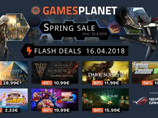 Gamesplanet's Spring sale