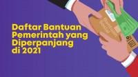 Bantuan pemerintah 2021