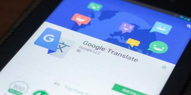 Google Translate Capai 1 Miliar Unduhan