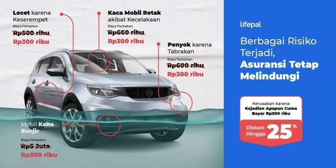 Lifepal Asuransi Mobil