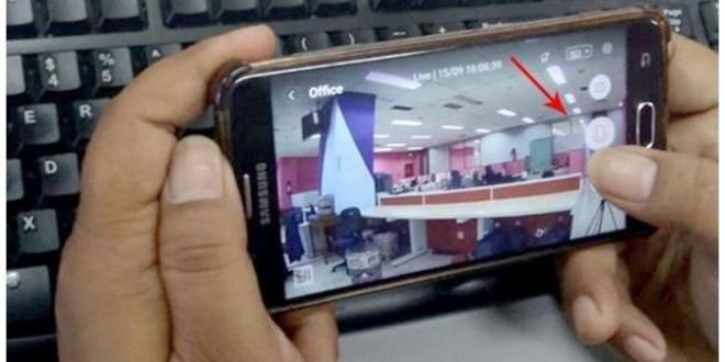cara membuat kamera cctv dari hp android
