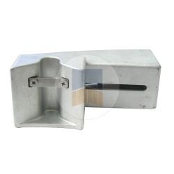 Accessoires Portail Coulissant Gaches Cylindres Portac