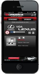 SBS Lexus channel