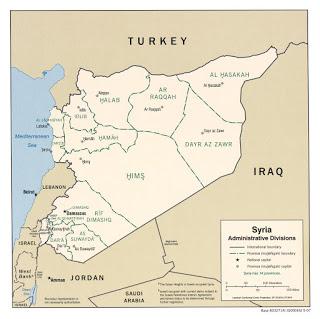 Intervention militaire en Syrie, les options.