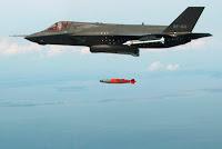 F-35: premier test de séparation d'armement en vol