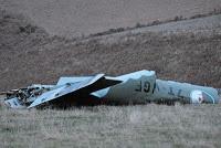 Crash d'un avion de transport militaire algérien en France