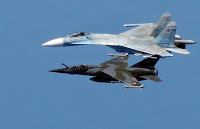 Mission Baltic 2013 : quand les Mirage F1 rencontrent les avions russes