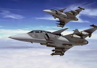 Fx-2 Le brésil a choisi le Gripen.