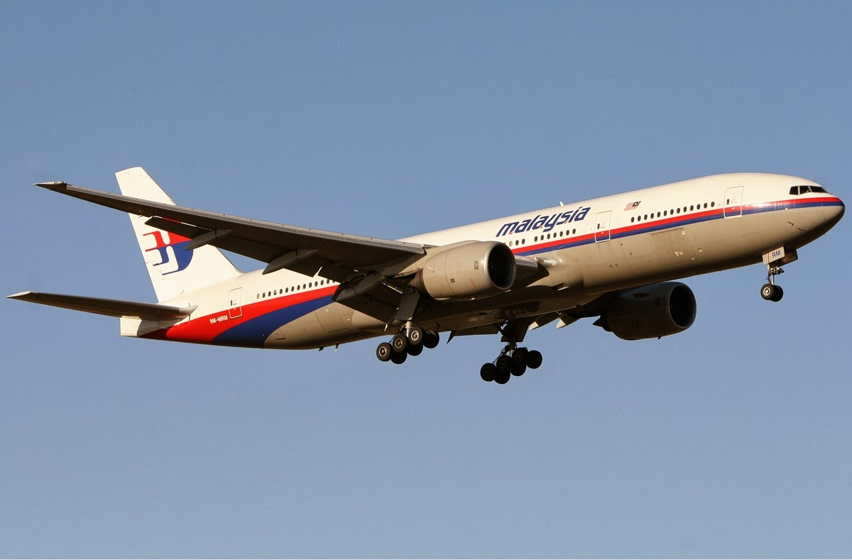 Disparition d'un Boeing 777 de Malaysia Airlines au large du Vietnam