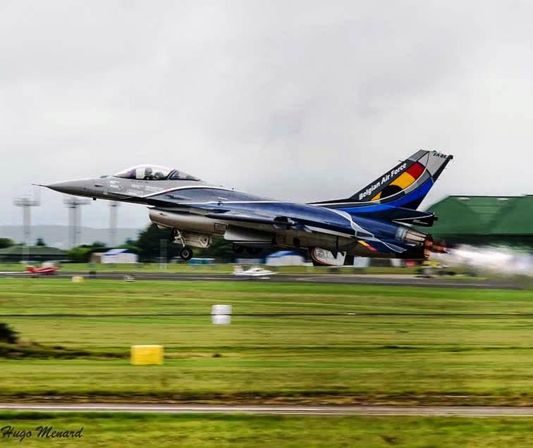 Belgique: modernisation en vue pour les F-16