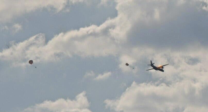 Ukraine: un AN-30 a été abattu par les séparatistes pro-russes