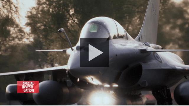 Spécial Investigation signe un documentaire à charge sur le Rafale, Dassault et le ministère de la Défense.