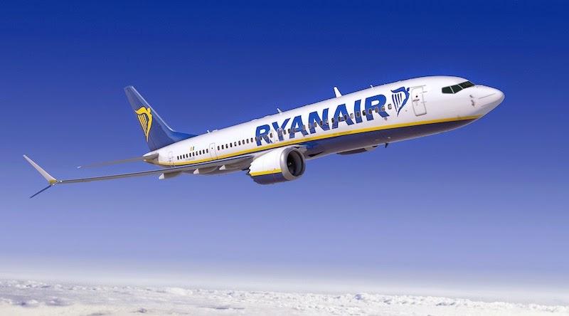 Ryanair client de lancement du Boeing 737 max 200