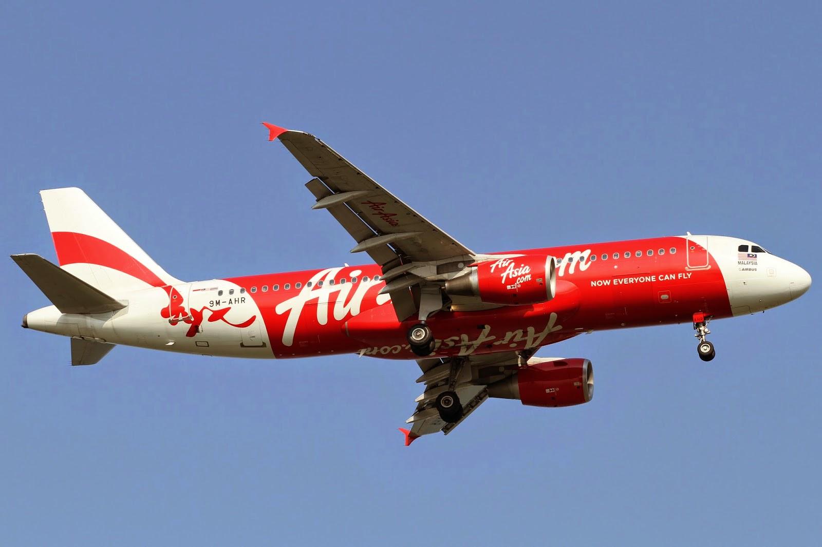 Un A320 d'AirAsia disparait entre l'Indonésie et Singapour