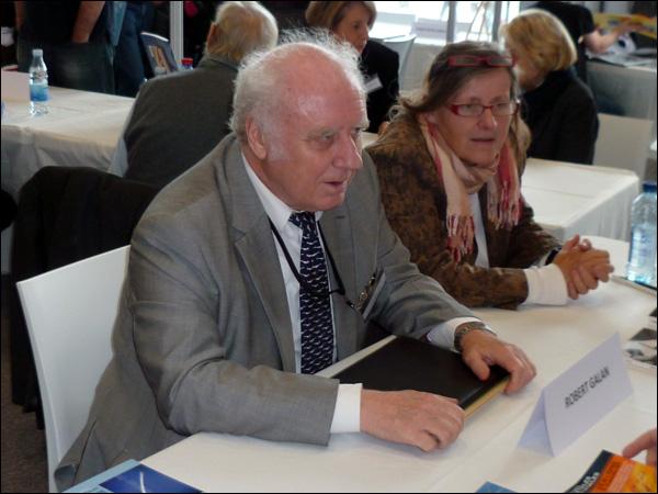 Interview: Robert Galan pilote d'essais d'exception