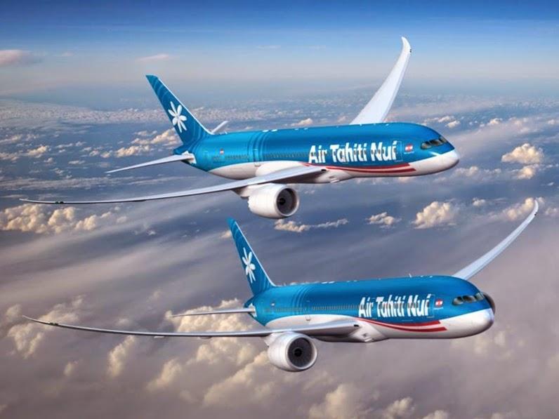 Air Tahiti Nui choisit le B787-9 pour remplacer ses A340