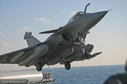 La France déploie 36 avions contre Daesh