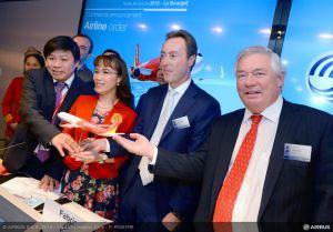 Signature Airbus VietJetAir