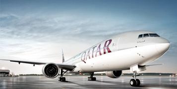 Un B777 de Qatar