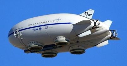 """Prototype """"P-791"""" de Lockheed Martin, Crédit: Gerhard Plomitzer"""
