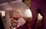 Visite de l'A319 Full Business de Qatar Airways