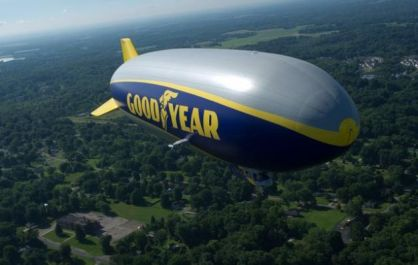 "Goodyear NT ""Wingfoot One"" - Crédit : Goodyear"