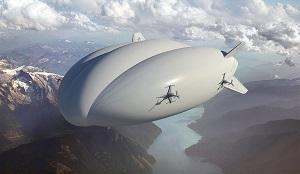 Vue d'artiste du LMH-1, Crédits: Lockheed Martin