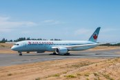 Boeing 787-9 Air Canada. Photo crédit Air Canada