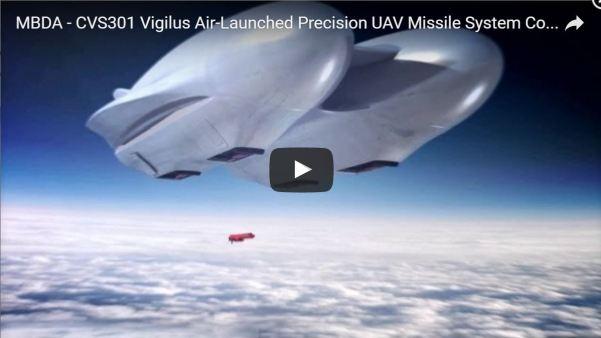 """Vidéo """"CVS301 - Vigilus"""", Crédits: MBDA"""