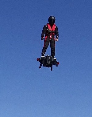 Mise au point sur le cas Flyboard Air