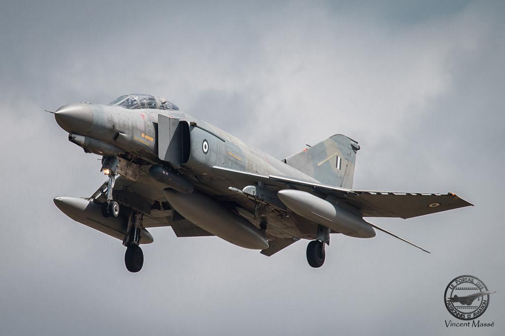 F-4E HAF 338 Mira Andravida
