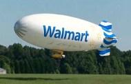 Après Amazon, Wal-Mart s'intéresse aux dirigeables pour sa logistique de livraison