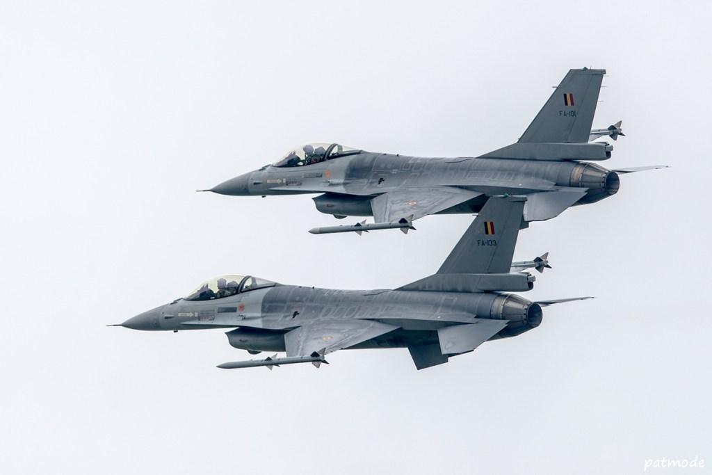 F-16 belges