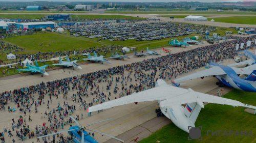Retour sur le salon International de l'Aviation et de l'Espace MAKS 2017