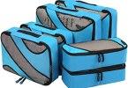 5 meilleurs lots d'organisateurs de sac et de valise de voyage en 2021