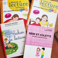 Lot livres apprentissage de la lecture