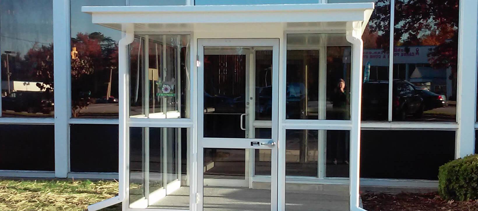 Entry Vestibules Porta King