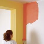 směr malování