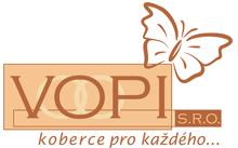 Logo Vopi koberce