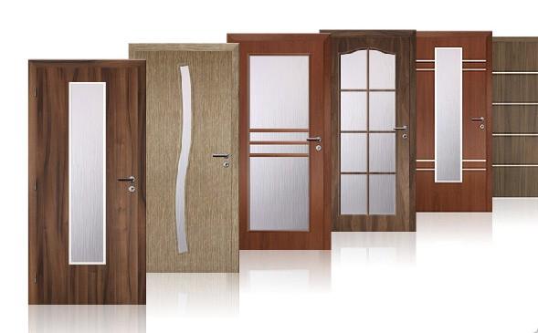 Navrhněte si originální interiérové dveře