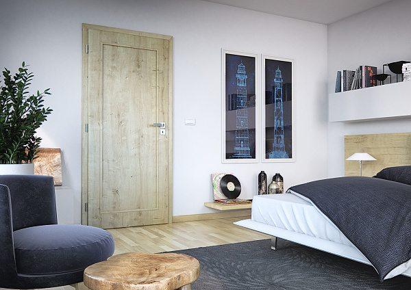 Potřebujete nové interiérové dveře a zárubně? Vyzkoušejte SOLODOOR