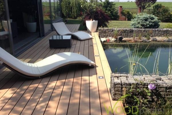 Materiál na stavbu terasy: Dřevo, nebo WPC prkna?