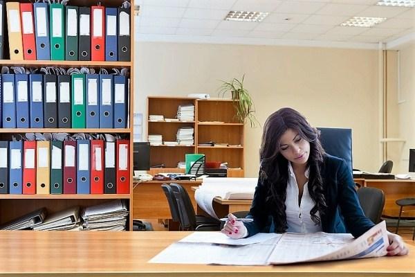 Jak vybrat kancelářskou židli?