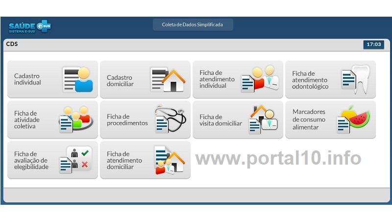 Download do programa e-SUS PEC e CDS Atualizado