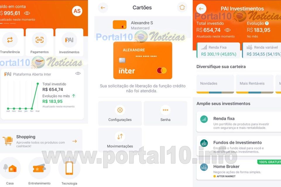 Banco Inter é bom? Review dos Serviços oferecidos pela conta digital