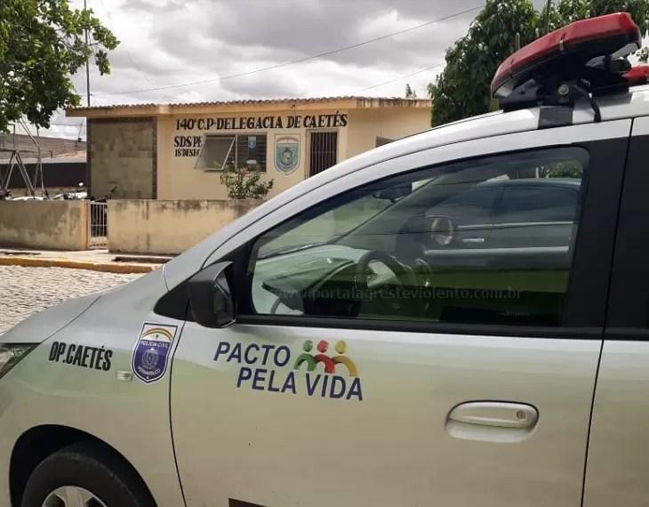 Portal Agreste Violento POLÍCIA CIVIL E MILITAR REALIZAM OPERAÇÃO E CUMPREM  MANDADOS DE PRISÃO E BUSCA E APREENSÃO, EM CAETÉS