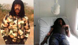 O músico e terapeuta Charlesbois Paoty sofreu um grave acidente de viação na passada terça-feira, numa das artérias de Luanda.